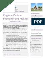 RSIP_Month Newsletter -September_October 2013 - مجلة شهر سبتمبر واكتوبر اصدار مكتب العين التعليمي