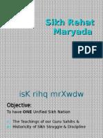 Sikh Rehat Maryada