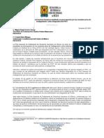 Carta Pública de la Red Nacional de Defensoras de DDHH en México manifiestando su preocupación por los recientes actos de hostigamiento contra integrantes del FPDT