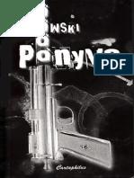 Charles Bukowski - Ponyva