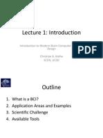 01 Introduction-Modern BCI Design