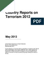 US Report Terrorism