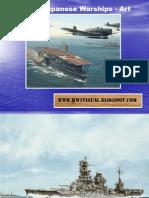 Japan Navy Warship [Art]