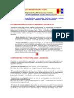 14. Los Medios Did-cticos - 2005