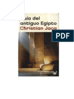 Guia del Antiguo Egipto - Christian Jacq