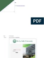 Online Enrollment Procedure
