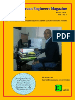 Alpha Eritrean Engineers Magazine 2013 August Issue