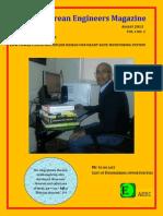 Alpha Eritrean Engineers Magazine 2013 August Issue