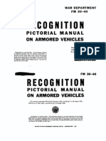 FM 30-40 (1943) Recognition Pictorial Manual on Armored Vehicles .pdf