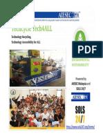 TechCycle Tech4ALL Project Description (LC USM, Malaysia)