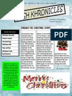 Kesh Khronicles
