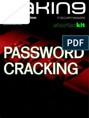 Hakin9_StarterKit_04_2013 | Password | Espionage Techniques