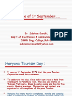 Importance of the day_ 1 september