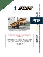 FirstLaid Newsletter Premiere Edition