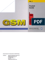 GSM Pocket Guide