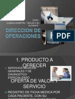 Caso Clinica Hospital Salud a Su Alcance 97 2003, Presentacion