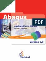 Abaqus 6 8 User Manual