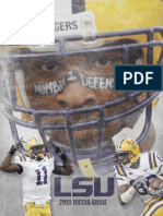 2010 LSU Tigers Media Guide
