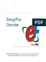 Energy Plus Overview