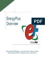 Energy Plus Overview