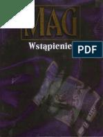 Mag Wstąpienie - Podręcznik główny