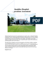 Shouldice Hospital Part1