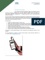 Ultrasonic Liquid Level Indicators