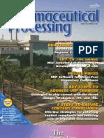 Pharmaceutical Processing - 08 AUG 2009