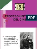 PROCESO HISTÓRICO DEL CINE