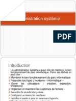 Administration Système
