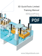 3DQuickPress V5.2.1 Training Manual