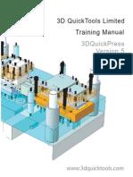 3DQuickPress V5.2.1 Training Manual