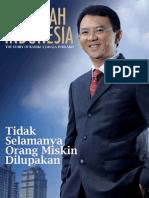 Merubah Indonesia Basuki Tjahaya Purnama  Ahok Deputy Governor Jakarta Indonesia