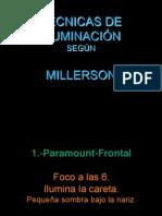 Tecnicas de Iluminacion Segun Millerson