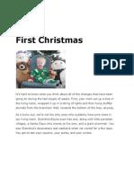 171 First Christmas
