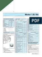 Manual de Megane II - Motor 1.6i 16v