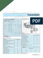 Manual de Megane II - Transmision