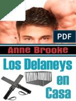 Anne Brooke - Los Delaneys 05 - Los Delaneys en Casa