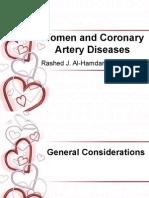 Women and Coronary Artery Diseases