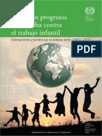 Medir los progresos en la lucha contra el Trabajo Infantil