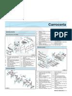 Manual de Megane II - Carrocería.