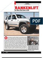 Frank en Lift 4Wheel Drive and Sport Utility Article