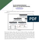 Belajar Mengkonfigurasi Router Dengan Isis Routing Protocol