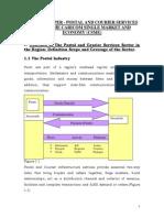 Concept Paper Postal Courier