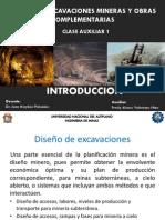 DISEÑO DE EXCAVACIONES