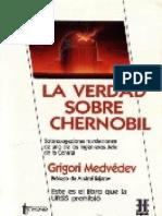 Grigori Medv Dev La Verdad Sobre Chernobil