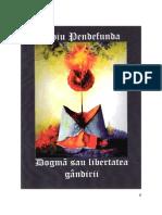 Dogma Sau Libertatea Gandirii