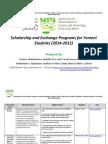 Scholarship for Yemeni Students