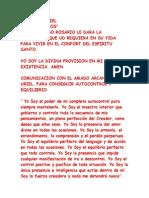 Arcangel Uriel Rosario