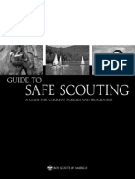Boy Scouts - Guide to Safe Scouting
